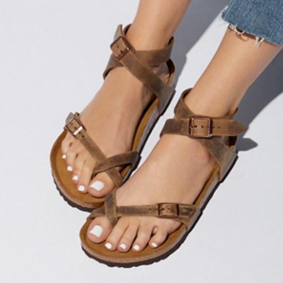 67da8e85fa Birkenstock Shoes - Yara Birkenstock Sandal from Free People